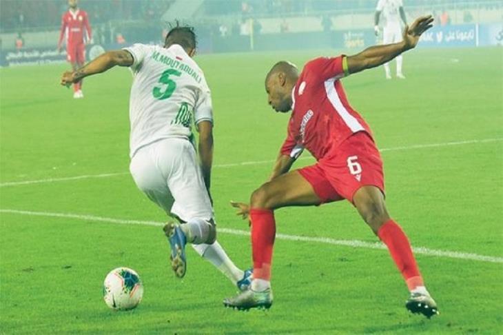 الرجاء يخطف لقب الدوري المغربي للمرة 12 في تاريخه